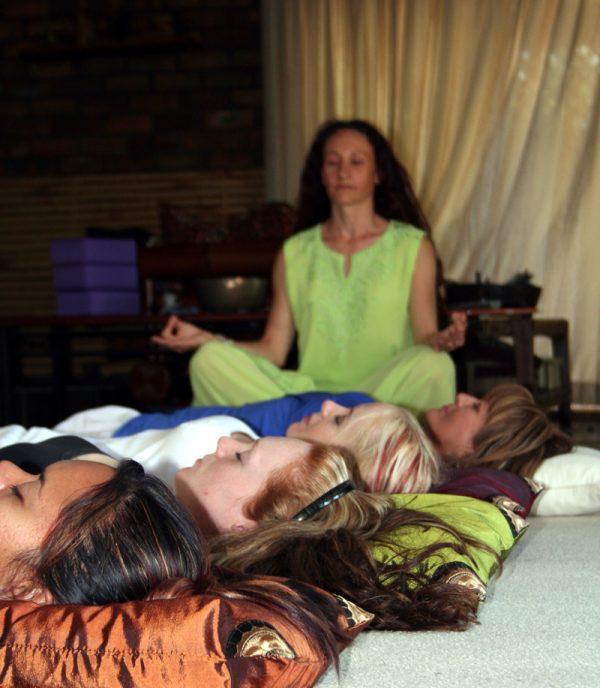 Program Outline Upasana Enlightenment Sonette Meditation