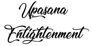 Upasana Enlightenment Logo