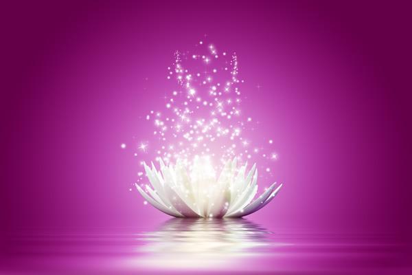 Sonesha Upasana Enlightenment lotus