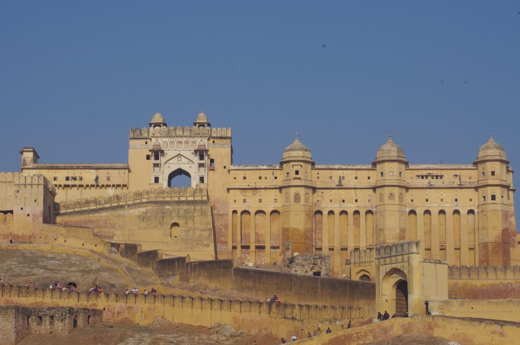 Amber Fort Jaipur Upasana Enlightenment Sonesha Academies International
