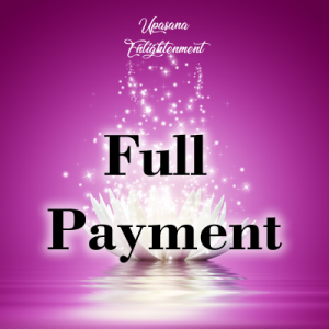 Upasana Enlightenment Full Payment Option 1 Sonesha Academies International